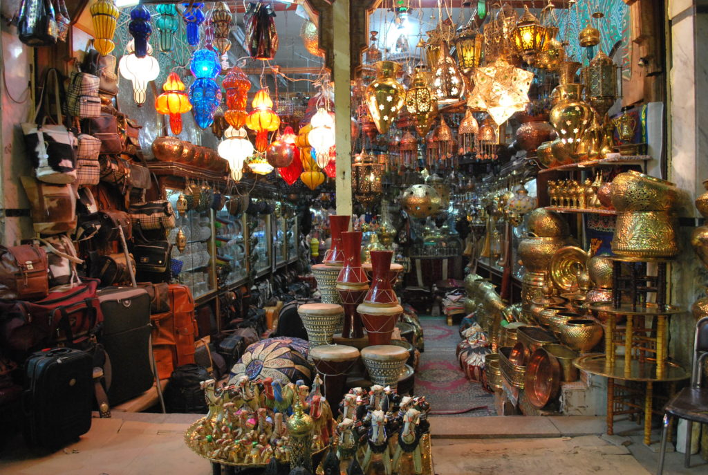 Bazar Khan El Kholili