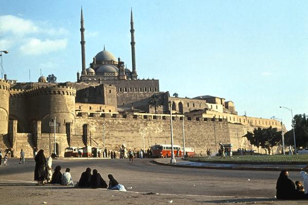 Benteng Salahudin Al-Ayubi
