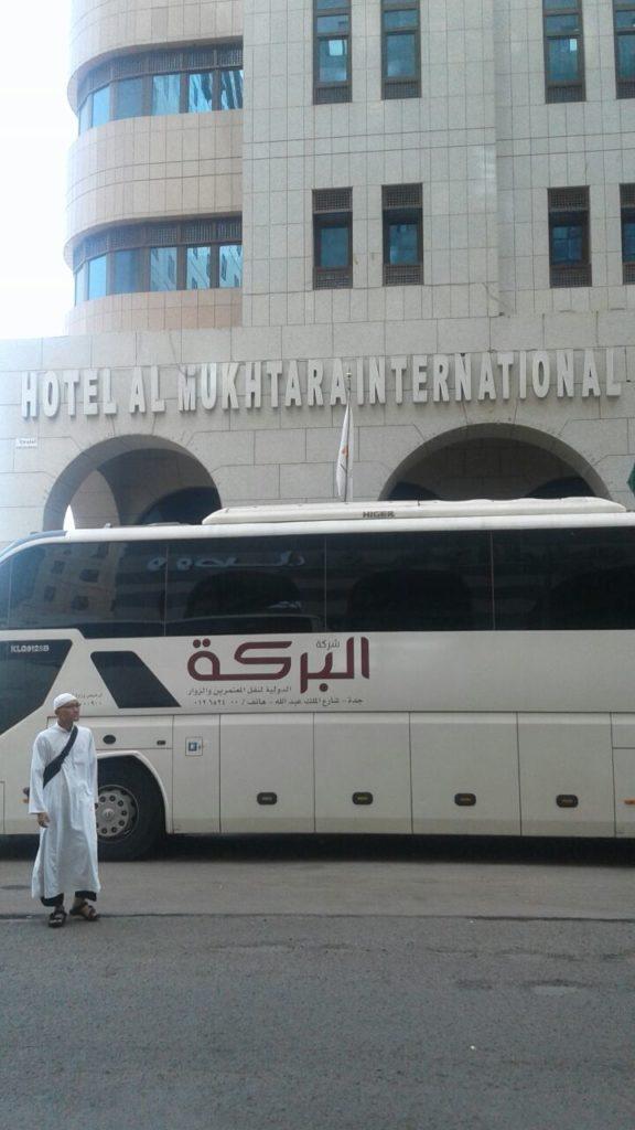 hotel mukhtara internasional di madinah masjid nabawi