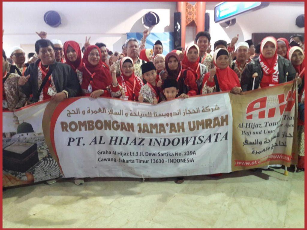 Cara Travel Umrah Alhijaz Memikat Jamaah