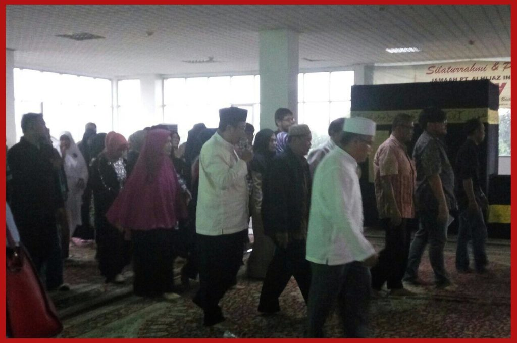 Panduan Tata Cara Pelaksanaan Manasik Haji Rasulullah