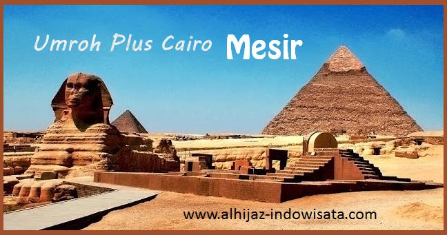 Paket Umroh plus Mesir AlHijaz