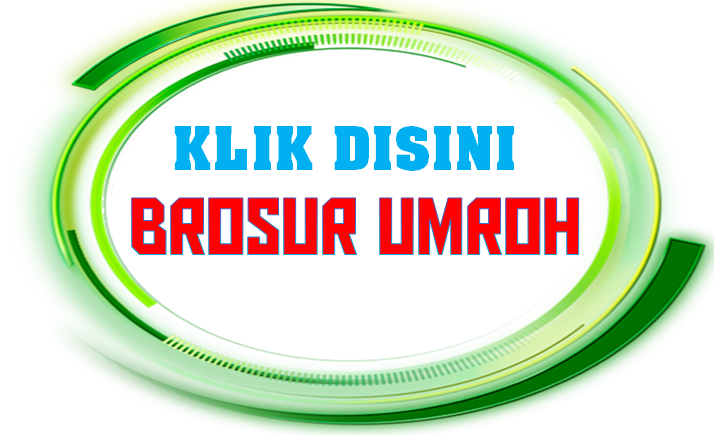 BROSUR PAKET UMROH BULAN APRIL 2020