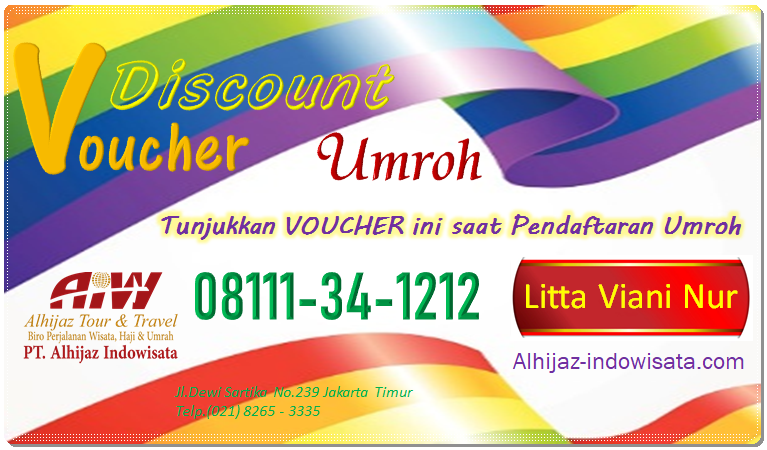 VOUCHER UMROH ALHIJAZ