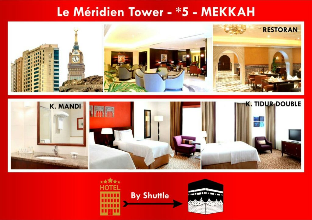 LE MERIDIEN TOWER HOTEL