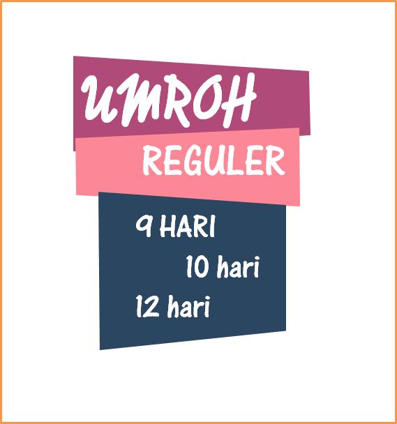 PAKET UMROH REGULER