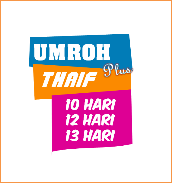 UMROH PLUS THAIF