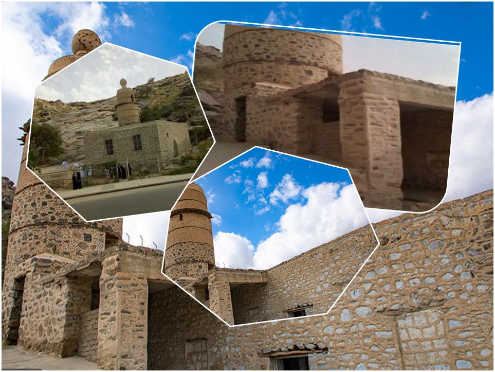 Masjid Al-Madhoun | Masjid Qantara di Umroh Plus Thaif
