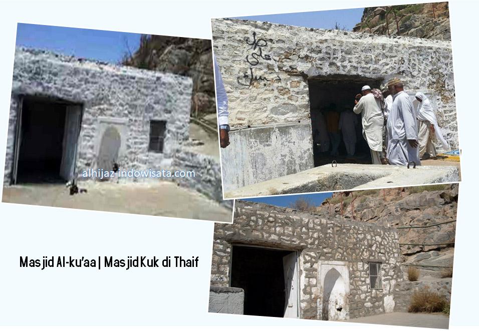 Masjid Al-ku'aa | Masjid Kuk di Thaif