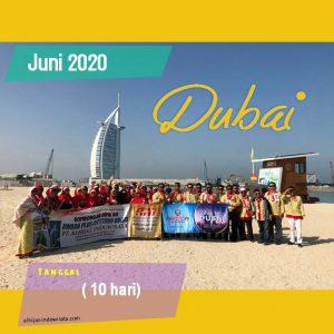 PAKET UMROH PLUS DUBAI JUNI 2020