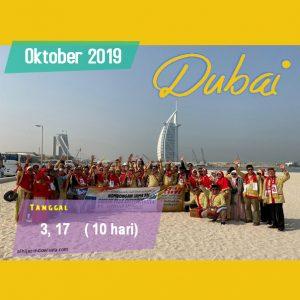 PAKET UMROH PLUS DUBAI OKTOBER 2019
