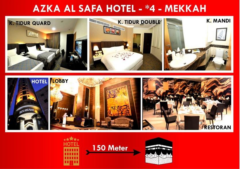 HOTEL AZKA AL SAFA MEKAH