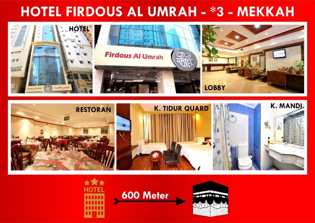 HOTEL FIRDAUS AL UMRAH MEKAH