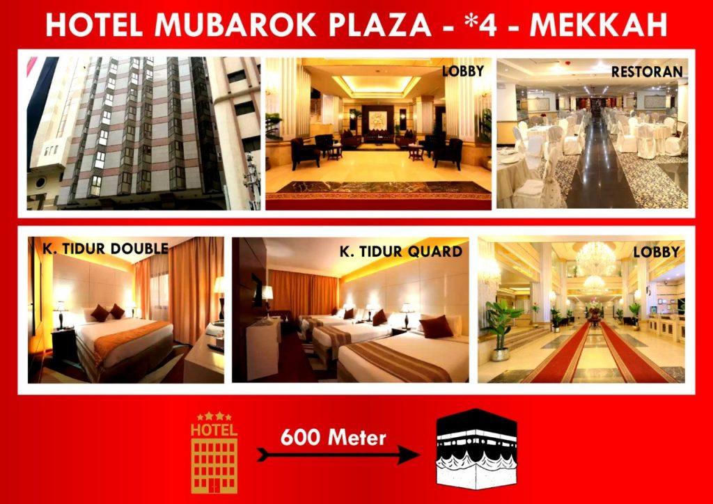 HOTEL MUBAROK PLAZA MEKAH