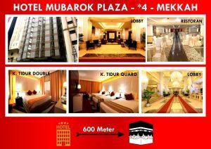 hotel mubarak plaza mekah