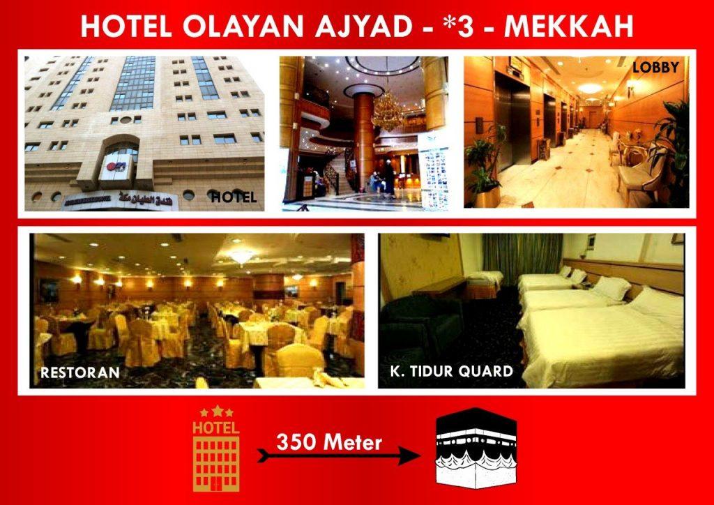HOTEL OLAYAN AJYAD MEKAH
