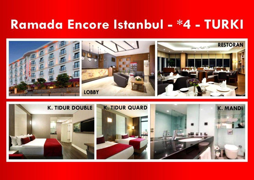 RAMADA ENCORE ISTANBUL TURKI