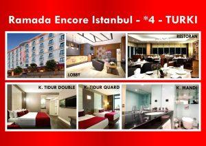 hotel ramada encore istanbul turki