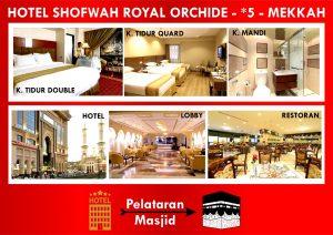 hotel sofwah royal orchid mekah