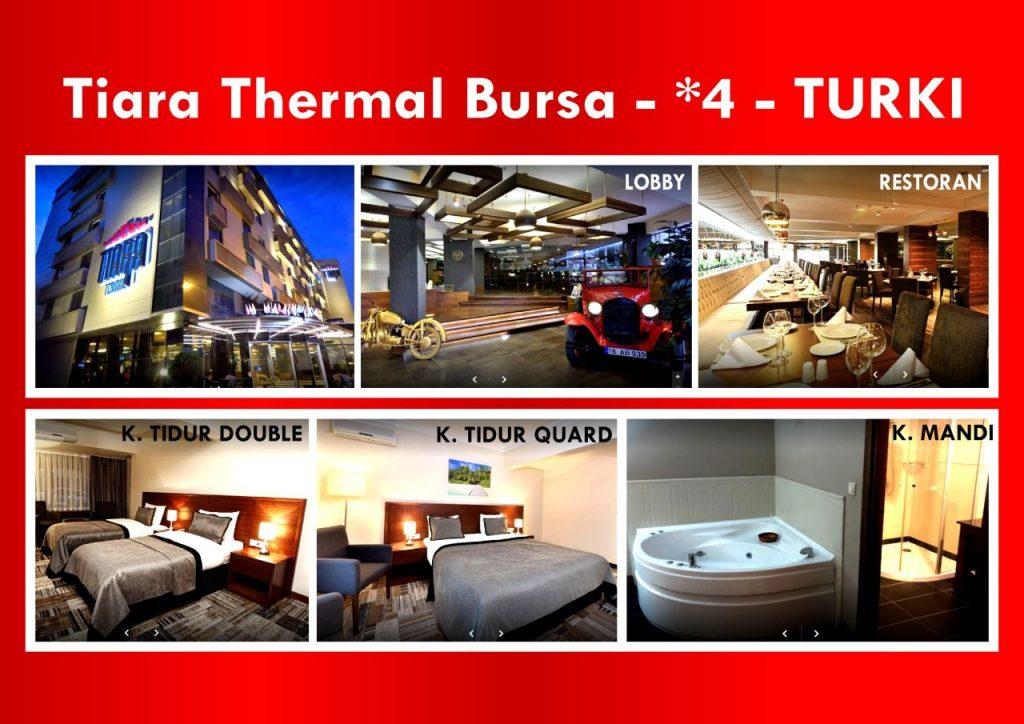 TIARA THERMAL BURSA TURKI