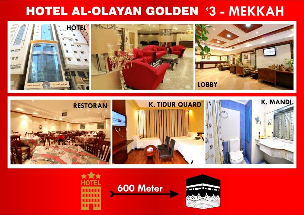 HOTEL AL OLAYAN GOLDEN