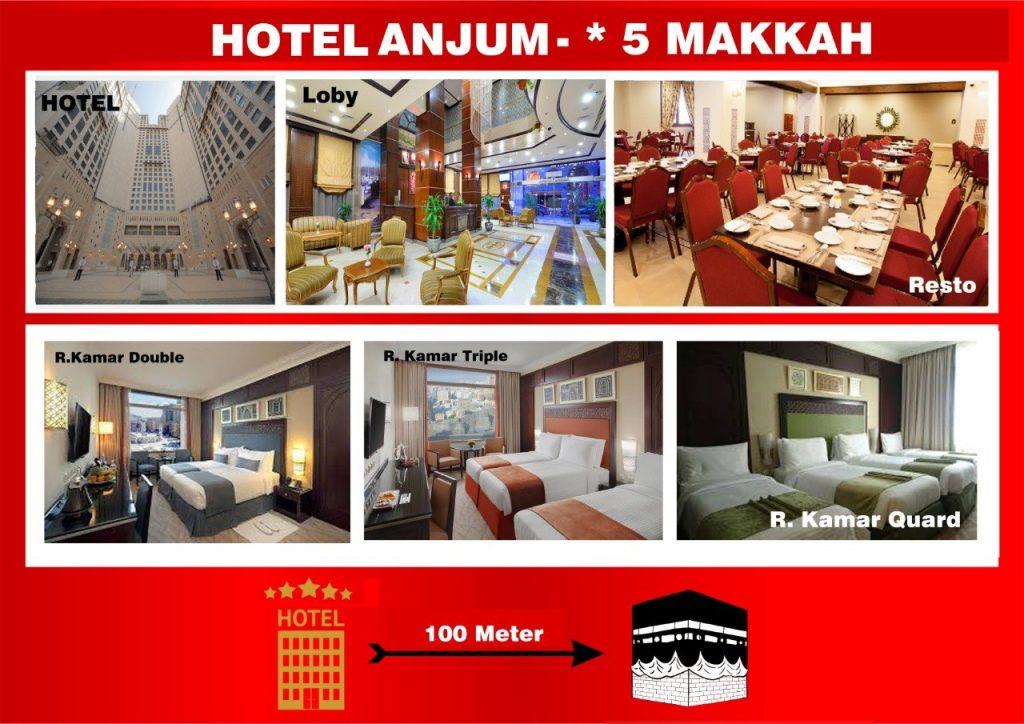 HOTEL ANJUM MEKAH