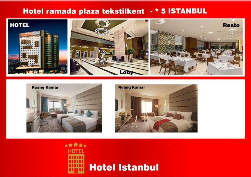 Hotel Ramada Plaza Tekstilkent Istanbul Turki