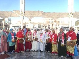 PERJALANAN UMROH   ITINERARY  PLUS CITYTOUR DUBAI 10 HARI