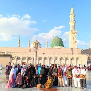 PERJALANAN UMROH ITINERARY PLUS CITYTOUR DUBAI 9 hari