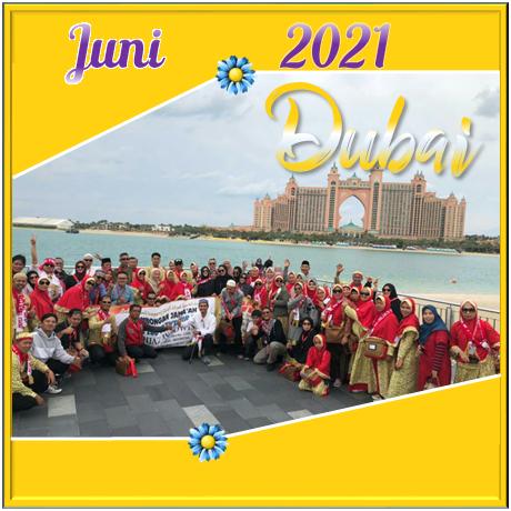 UMROH DUBAI JUNI 2021