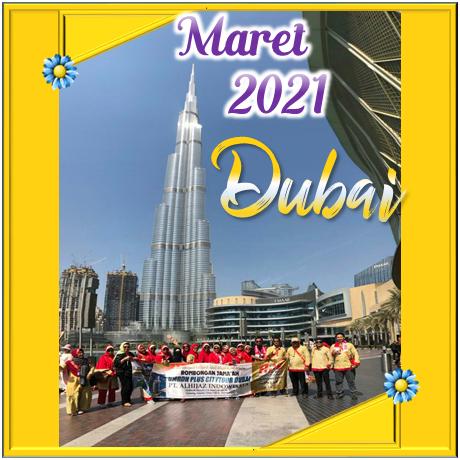 UMROH DUBAI MARET 2021