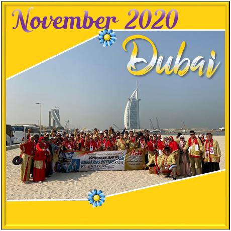 UMROH DUBAI NOVEMBER 2020
