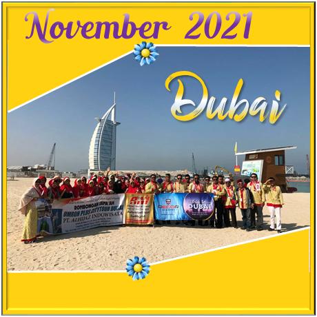 UMROH DUBAI NOVEMBER 2021