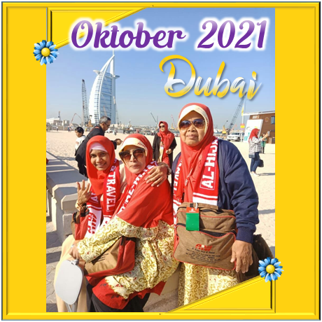 UMROH DUBAI OKTOBER 2021