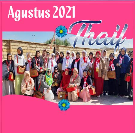UMROH THAIF AGUSTUS 2021