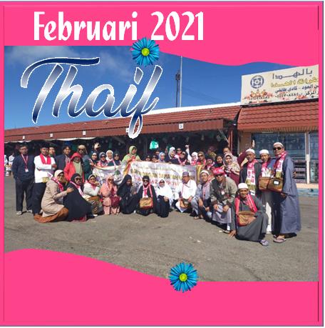 UMROH THAIF FEBRUARI 2021