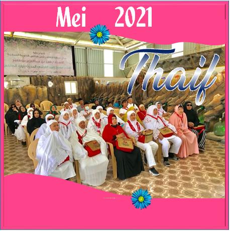 UMROH THAIF MEI 2021