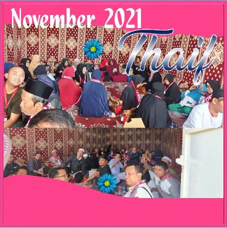 UMROH THAIF NOVEMBER 2021