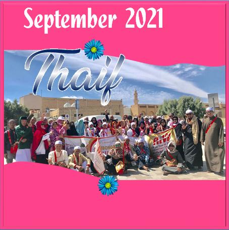 UMROH THAIF SEPTEMBER 2021