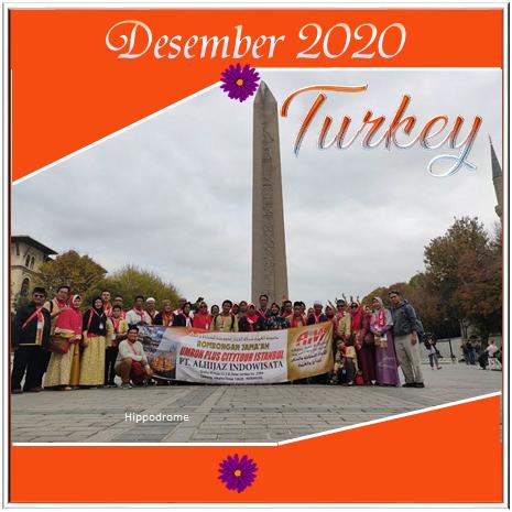 umroh turki desember 2020