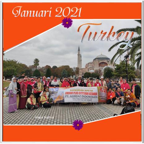 umroh turki januari 2021