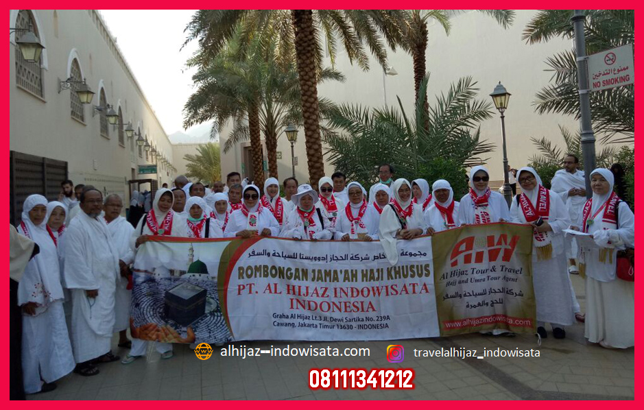 Travel Haji Plus Biaya Haji Khusus Terbaik Terpercaya