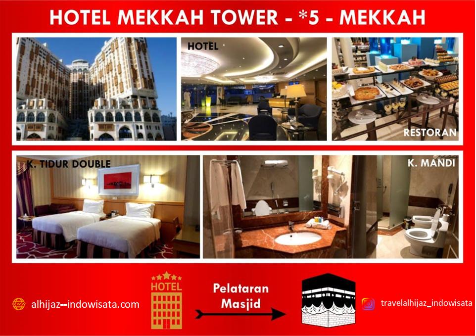 hotel mekkah tower