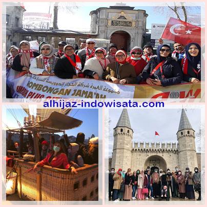 Brosur Tour Wisata Alhijaz Indowisata